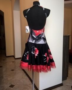 Плаття Латина кольорова. Фото 2